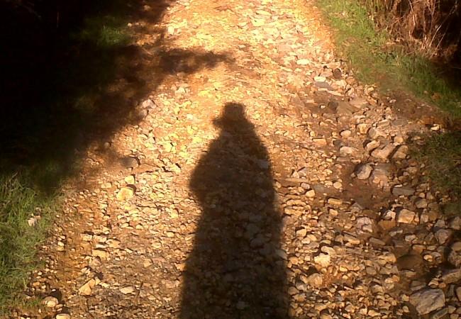 Al tercer día de empezar el Camino, se te pone cara de arrepentido.