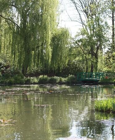 """""""Cada día descubro cosas que no había visto la víspera: añado y pierdo algunas cosas. En fin: busco lo imposible""""                         Claude Monet"""