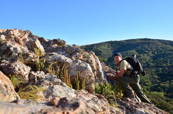 Hoy opté por perderme por las Sierras de Tentudía, y como siempre, mereció la pena.   Juan Carlos Delgado Expósito