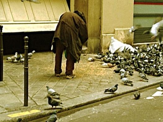 Sin verle el rostro supe que, en su pobreza, se sentía rico, por poder ser generoso.  Mónica Fernández-Aceytuno