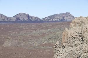 Malpaís en el Parque Nacional del Teide/ Mayo, 2016 / Aceytuno
