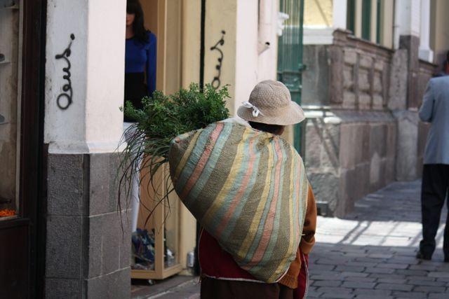 Una mañana en Quito