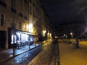 Place Dauphine de París