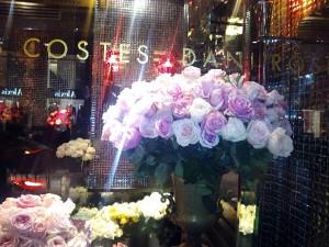 Rosas en París