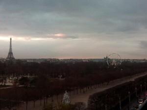 París al atardecer/ Diciembre 2014