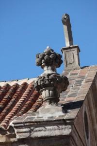 Iglesia del convento de las Trinitarias / Aceytuno