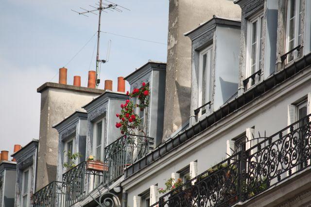 París, primer día