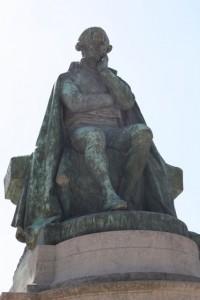 Lamark, padre de la teoría de la Evolución, formulada cincuenta años antes que Darwin.