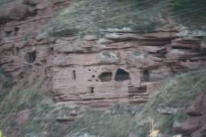 Cuevas de los montes de Nájera / Aceytuo