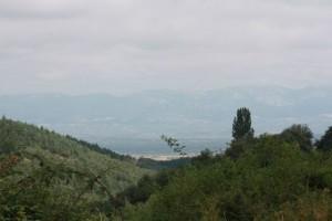 Vista de La Rioja desde Santa Coloma / Aceytuno