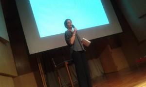 """¿Qué es un haikú? / Presentación de """"Lógica Sencilla"""" de Juan Fernández-Aceytuno el 14-9-2015 por Mónica Fernández-Aceytuno"""