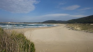 Playa de San Jorge / Aceytuno