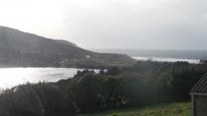Laguna y playa de Doniños / Aceytuno