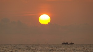 Sol grande mar
