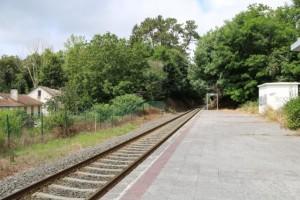 Estación de tren de Cecebre / Aceytuno