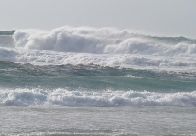33 maneras de nombrar el sonido del mar