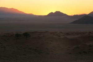 Desierto del Namib en Namibia / Aceytuno