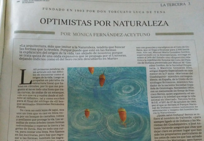 Optimistas por Naturaleza