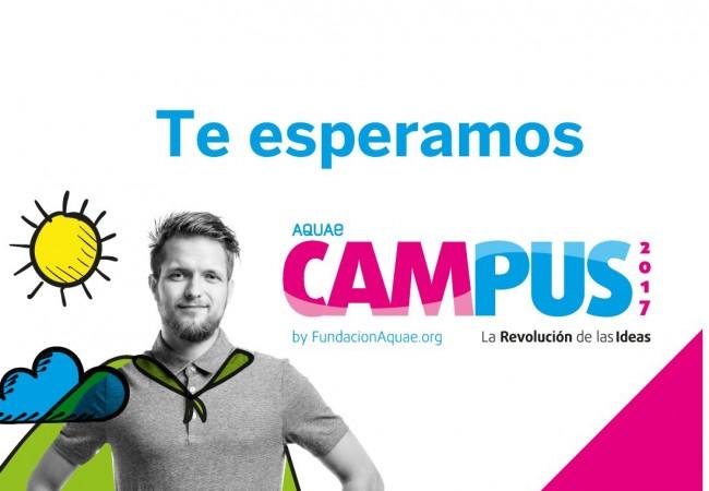 Aquae Campus 2017 en Cartagena