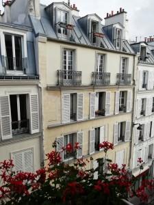 Ventana de Montmartre / Agosto 2018 / Aceytuno